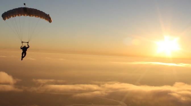 Paracadutismo: la prima volta non si scorda mai