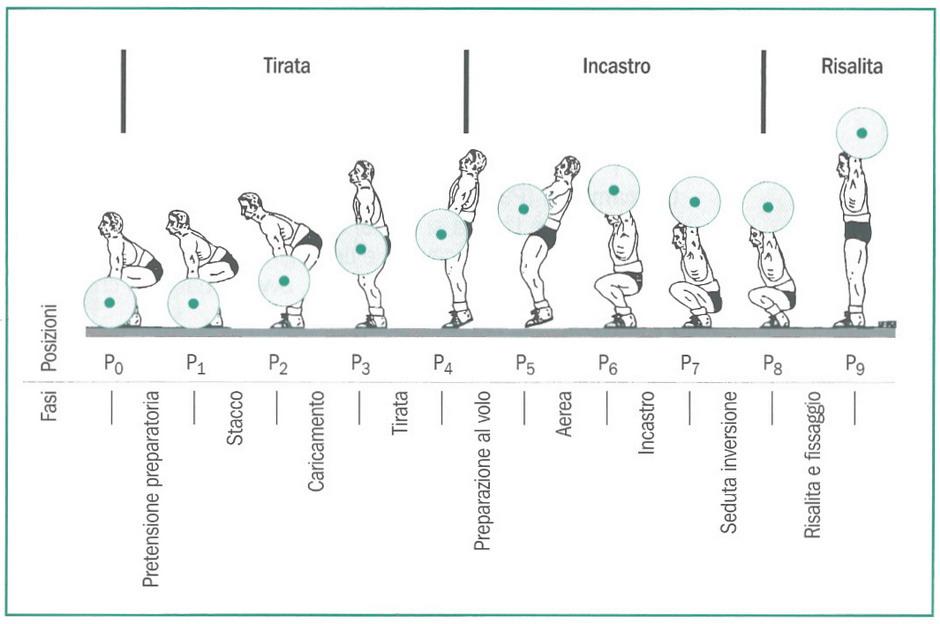 sollevamento pesi sport medicina