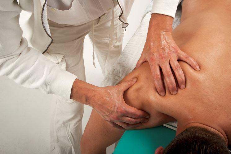 dolore spalla medicina sport